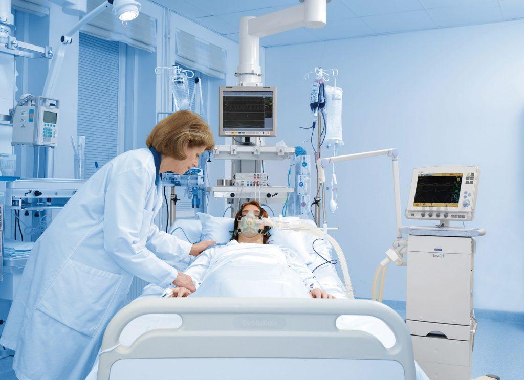 Приборы такого типа есть в больницах