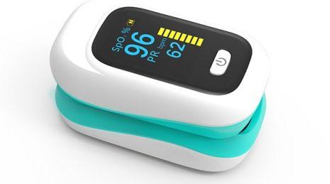 Пульсоксиметр поможет обнаружить тахикардию
