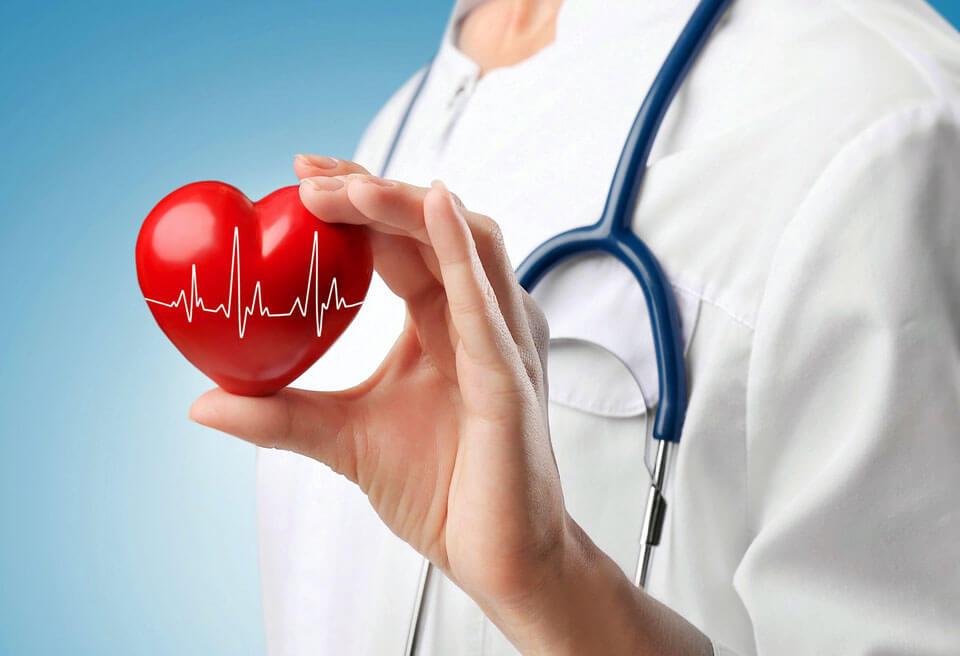 Тест назначает кардиолог
