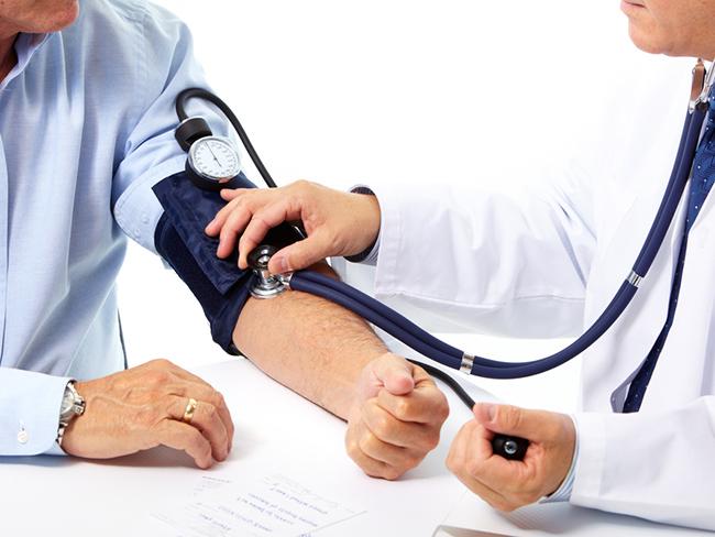 Высокий пульс и артериальное давление