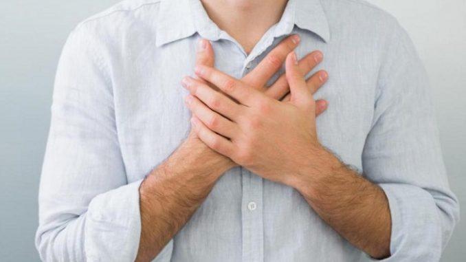Возможны боли в груди