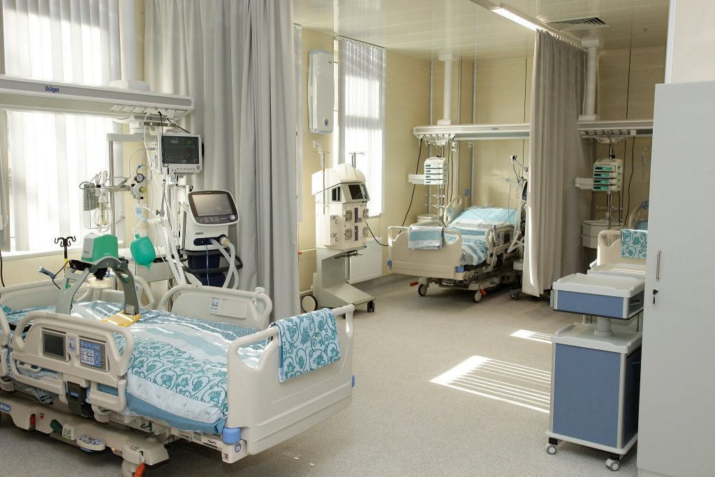 Выраженную форму лечат в больнице