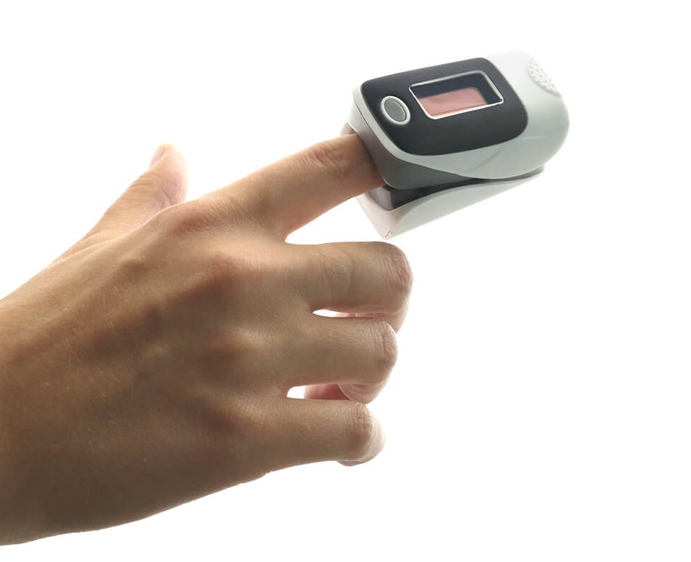 Оксиметр на палец
